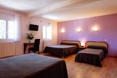 Hotel du Lauragais 4 VILLEFRANCHE DE LAURAGAIS