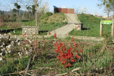 Jardin Garonne CAZERES 2