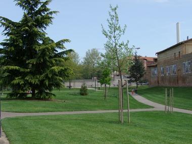 Jardin raymond vi 3 TOULOUSE
