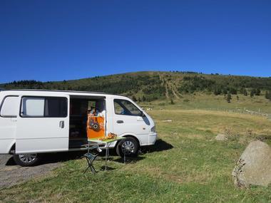KIA Pregio - Europe In Van