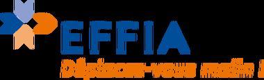 Logo Effia baseline - couleur