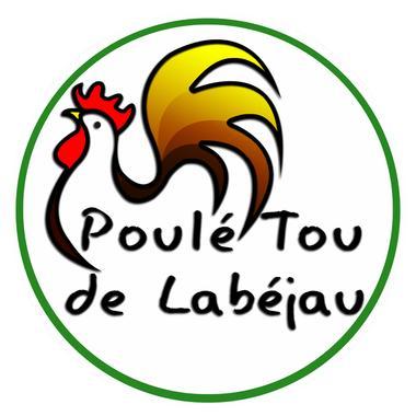 Logo-Poule-Tou-de-Labejau-LE-BORN