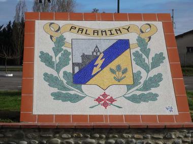 PALAMINY blason