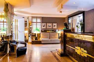 Réception Hôtel Mermoz