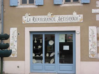 Renaissance artisanale atelier