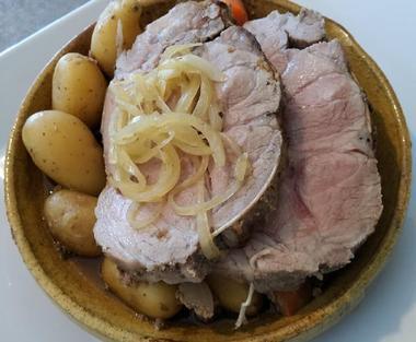 Restaurant l'instant plaisir MARTRES TOLOSANE plat1