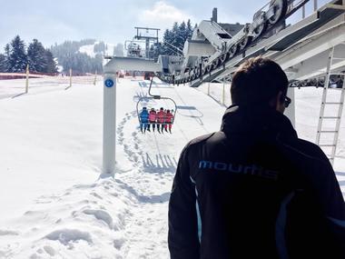 Station du Mourtis 4 BOUTX
