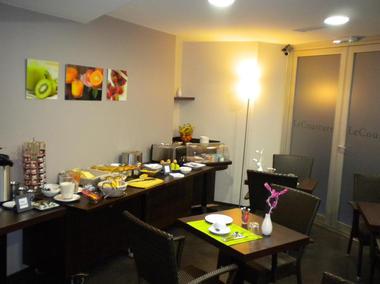 Salle de petit-déjeuners