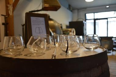 TiPii Atelier narval atelier tonneau verre soufflépetit