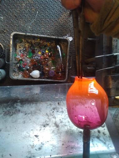 TiPii Atelier toulouse soufflage de verre gobliipettit