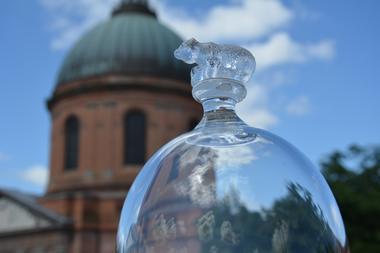 TiPii Atelier toulouse soufflage de verre pate de verre clochepetit