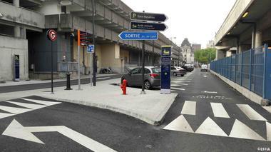 Toulouse - Parking Gare SNCF- EFFIA (4)