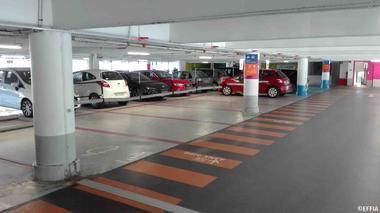 Toulouse - Parking Gare SNCF- EFFIA (5)
