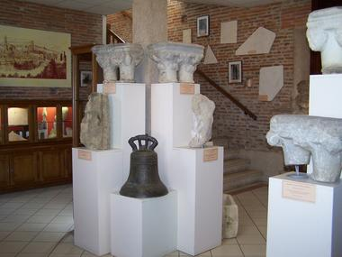 musee lapidaire RIEUX