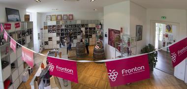 maison vin FRONTON