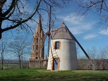 moulin du calvaire 1 CINTEGABELLE