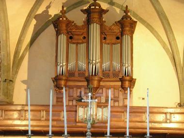 orgue cathedrale RIEUX VOLVESTRE