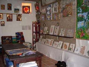 atelier expo VALCABRERE