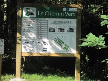 Accueil camping le chemin vert SAINT LYS