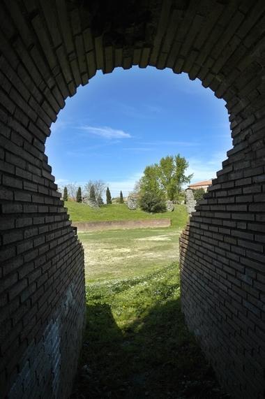 arene de l'amphitheatre romainTOULOUSE