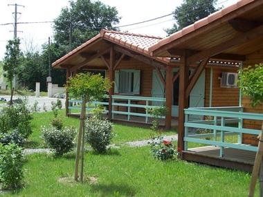 camping chalets RIEUX