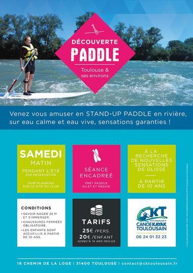 canoe kayak toulousain 4 TOULOUSE