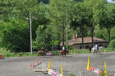 centre equestre carriere RIEUX