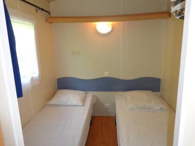 chambre 1 grand mobilhome 1