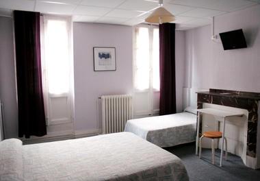 chambre hôtel Beausejour