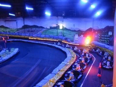 defi kart circuit TOULOUSE