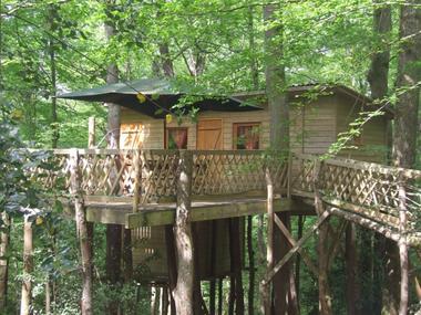 exterieur 2 cabane perche tepacap RIEUMES