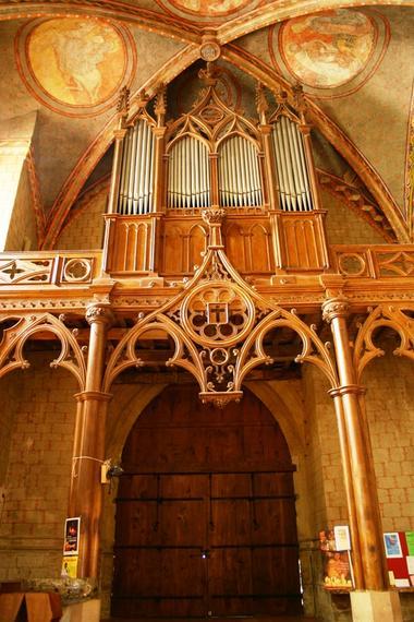 eglise - orgue - boulogne