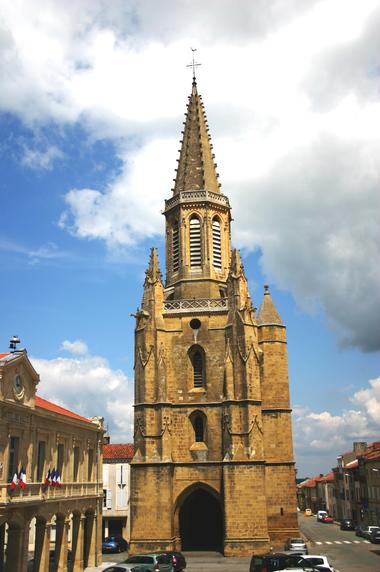 église - boulogne - avant travaux