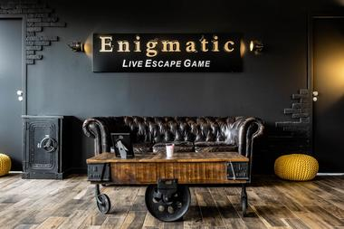 enigmatic LABEGE