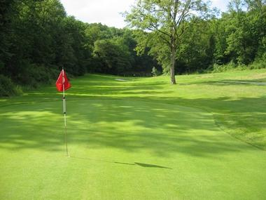 golf estolosa trou n°3 DREMIL LAFAGE