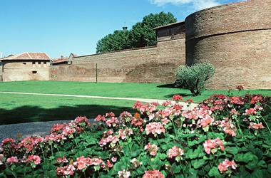 jardin raymond VI TOULOUSE