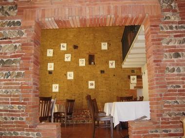le mas de dardagna interieur TOULOUSE