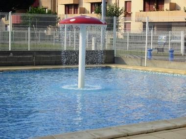 piscine pataugeoire LEGUEVIN