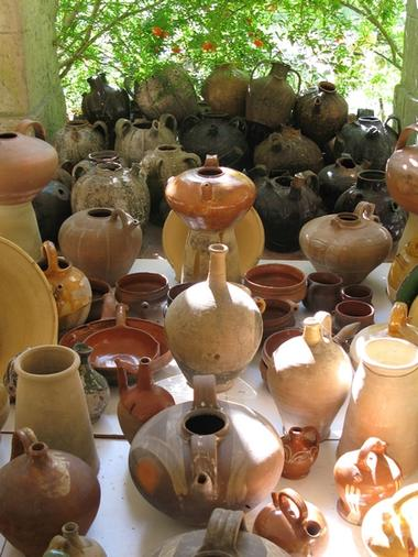 poterie maison barthete BOUSSAN