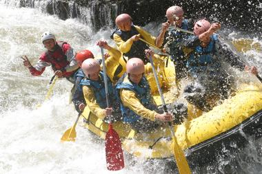 rafting H2O SAINT BEAT
