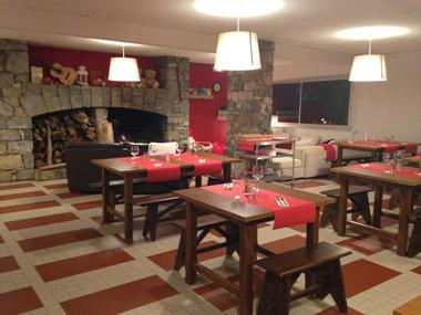 salle chalet ourson BOUTX