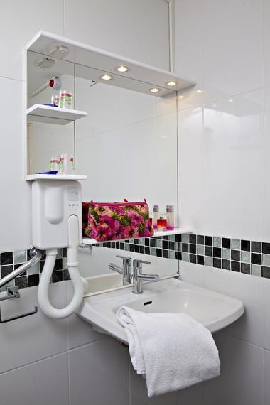 Salle de bain chambre privilege
