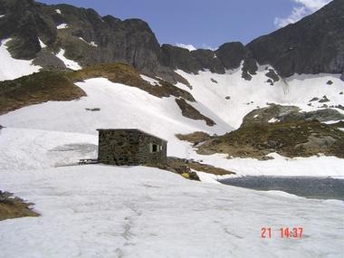 venasque neige BAGNERES RN