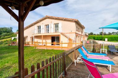 Gîte Villa Monplaisir
