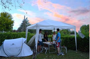 2018 Camping Boulogne