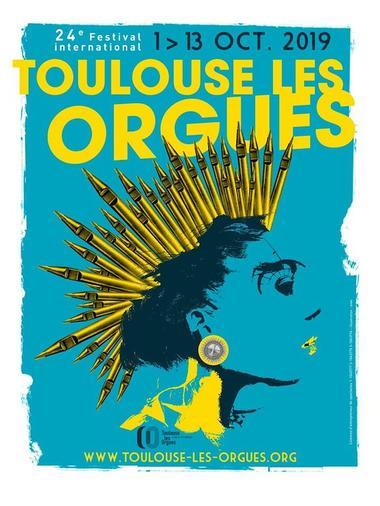 Toulouse les orgues 2019