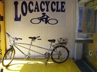 Locacycle