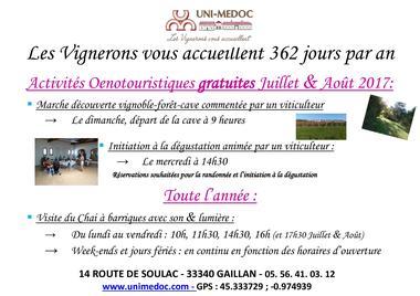 Cave Uni Médoc