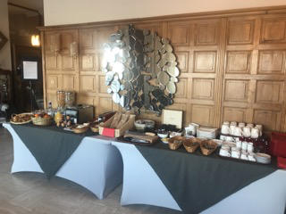 Arc-Hôtel buffet petit déjeuner