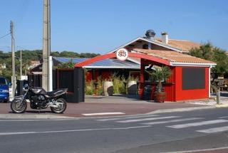Le Beach Burger